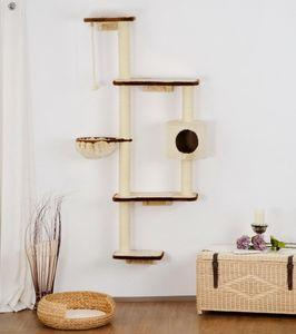 Silvio Design Wandkratzbaum Mabel, Beige, Braun, 21972000