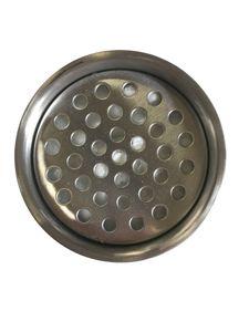 Edelstahl Dose 0,45 L mit Keramikwolle für Bioethanol, Variante:Behälter 450 ml