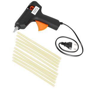 40W Heißklebepistole Klebepistole Paintless Dent Repair Tool + 10 Heißklebesticks EU 110-240 V