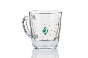 "SV Werder Bremen Tasse Weihnachtstasse ""HO HO HO"""