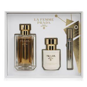 Prada La Femme Eau de Parfum 100 ml + Eau de Parfum 10 ml + Body Lotion 100 ml