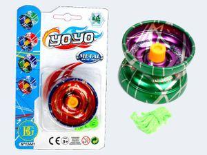 Metall-Yo-Yo 4-f sortiert