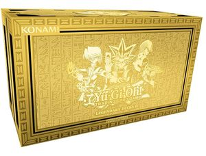 Yu-Gi-Oh! (Sammelkartenspiel), Legendary Decks II