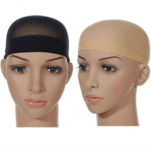2X Perückennetz Haarnetz Unterziehhaube Perücken Wig Cap Perückenkappe