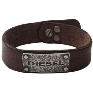 Diesel DX0570040 Herren Armband Leder