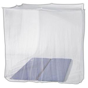 BLACK CREVICE - Moskitonetz/Mückennetz/Mückenschutz - Bettnetz für Doppelbetten