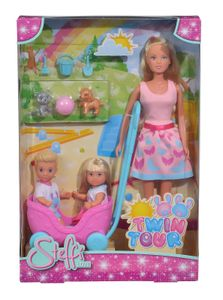 Simba 105733229 Steffi LOVE Twin Tour