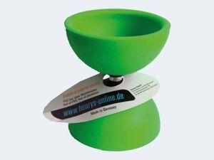 Diabolo Kolibri grün ohne Stäbe