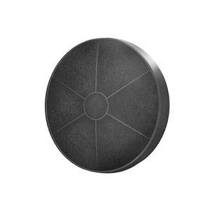 PKM CO 4, Cooker hood filter, Schwarz, Karbon, 1 Stück(e)