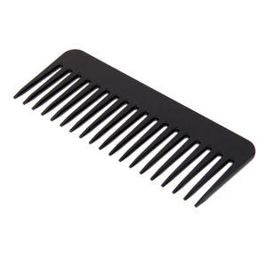 Frisierkamm Haarkamm, Antistatische Haar Massage Kamm, Breite Zähne für Haar und Bartpflege