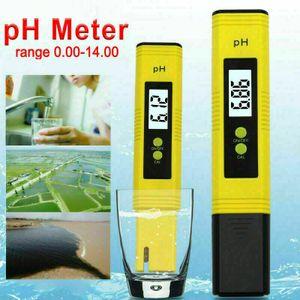 Miixia LCD Digital pH Wert Messgerät pH Wasser Tester Meter Prüfer für Aquarium Poor