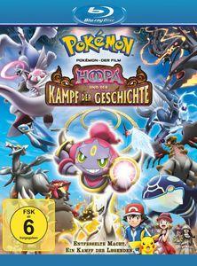 Pokémon Der Film: Hoopa und der Kampf der Geschich