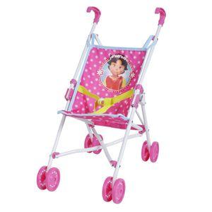 Knorrtoys Sim, Puppen-Kinderwagen, Pink, Kinder, Mädchen, 420 mm, 270 mm