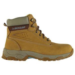 Dunlop Damen, Damen On Site Steel Toe Cap Safety Boots 39