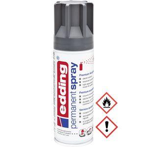 Edding Permanent Spray Premium Acryllack in anthrazit matt 200ml