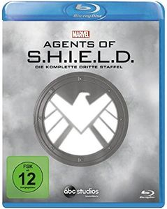 Marvel's Agents of SHIELD - SSN #3 (BR) Min: DD5.1WS  Staffel #3, 5Discs - Disney BGY0159504 - (Blu-ray Video / TV-Serie)