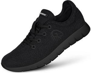 Giesswein Merino Wool Runners Damen schwarz Schuhgröße EU 38