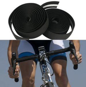 1 Paar EVA Fahrrad Lenkerband Rennrad Griffe Soft Grip Universal inkl. Stopfen