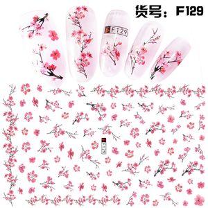 12 Blätter Set - Schöne Nagelsticker Nail Sticker Set für DIY Nagelkunst Nagel Tipps Dekorationen Nagel Dekoration Aufkleber
