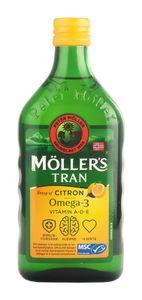Möllers Tran mit Zitrone Fischöl 0,5L