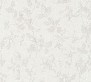 Livingwalls Vliestapete Hygge Tapete beige creme grau 10,05 m x 0,53 m 363975 36397-5