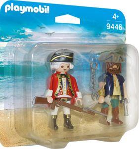 Playmobil 9446 Duo Pack Pirat und Soldat