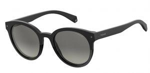 Polaroid sonnenbrille 6043/S807/WJ Damen Gradient schwarz/grau