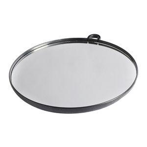 Große Hand Spiegel, für Salon oder Friseur Geschäfte, Schwarz