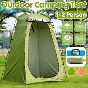 RXSY Duschzelt Automatikzelt Zelt Campingzelt Umziehzelt Faltzelt Umkleidezelt Toilettenzelt Privatsphäre Beistellzelt Outdoor
