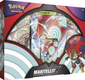 Pokémon - Weg des Champs Kollektion: Maritellit-V Sammelkarten Trading Cards Decks