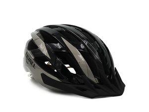 Livall MT1 Helm, Fahrradhelm M 54-58 + BR80 Mountainbiker LED schwarz anthrazit