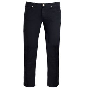 GIN TONIC Damen Jeans   5-Pocket Jeanshose Black Straight, Größe:30/32, Farbe:Black