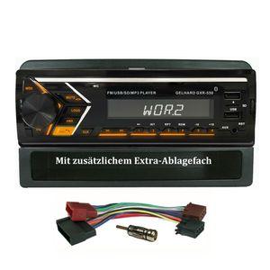 AUTORADIO USB SD Bluetooth UKW/MW Ford Focus Fiesta Mondeo Transit