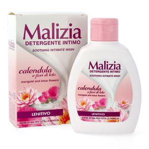 MALIZIA calendula & fiori di loto INTIMSEIFE Flüssigseife - 200ml