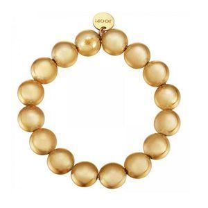 Joop Damen Armband Edelstahl Gold Scoop JPBR10643B190