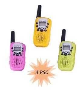 Walkie Talkies Set Kinder Funkgeräte 1-3KM Reichweite 8 Kanäle mit Taschenlampe Walki Talki Kinder SpielzeugMarke: Upgrow