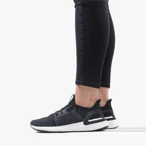 adidas UltraBoost 19 W Damen Sneaker Schwarz, Größenauswahl:36 2/3