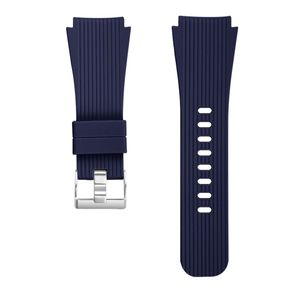 Armband für Samsung Galaxy Watch 46 mm - blau - L
