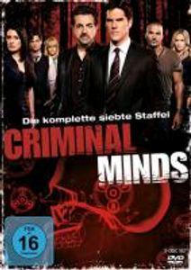Criminal Minds Staffel 7 [DVD]