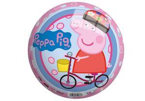 JOHN PEPPA PIG VINYL-SPIELBALL, 9'', 230mm, 10 St?ck