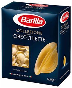 Barilla Collizione Orecchiette Pugliesi Hartweizen Pasta 500g