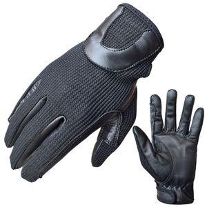 ATTONO Reithandschuhe Turnier Dressur Handschuhe Damen Herren