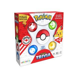 Pokémon Trainer - Trivia Wissensspiel 1000 Fragen Ratespiel Deutsche Version