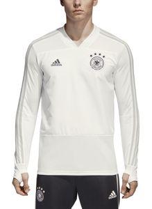 adidas Herren Fussball-Trainigs-Fitness-Sweatshirt DFB TRAINING TOP weiß, Größe:M