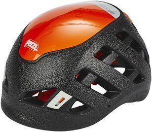 Petzl Sirocco Kletterhelm schwarz/orange Kopfumfang 2 | 53-61cm