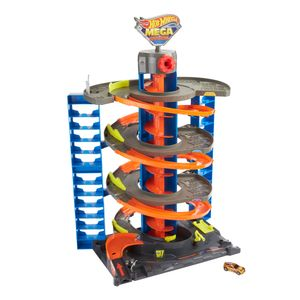 Hot Wheels City Power-Parkgarage Spielset