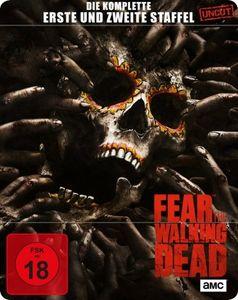 Fear the Walking Dead - Season 1+2 (Limitiertes St