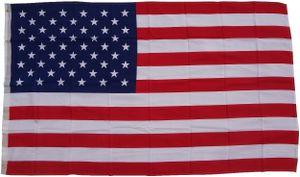 Flagge USA / Amerika 90 x 150 cm  - Fahne- reißfest - rissfest - Hissfahne- Hissflagge - Sturmflagge -zum hissen -  - keine billige Chinaqualität