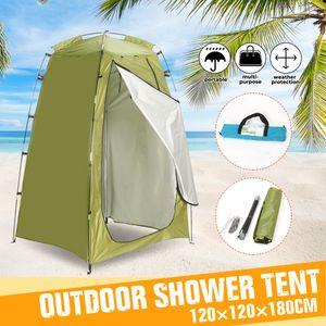 Tragbares Camping Strand WC Duschzelt Umkleidekabine Outdoor