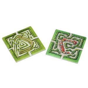 Hans im Glück Carcassonne - Das LabyrinthPromo Mini Erweiterung  (alte + neue Edition)